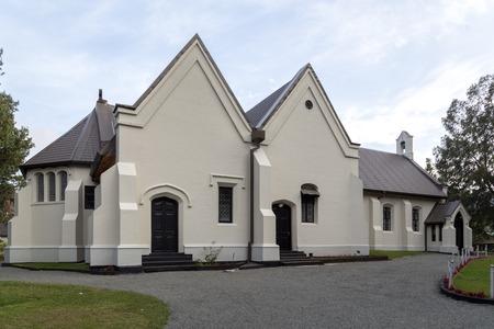 Holy Trinity Church in Nuwara Eliya, Sri Lanka