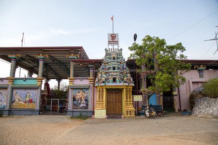 Koneswaram Temple in Trincomalee, Sri Lanka