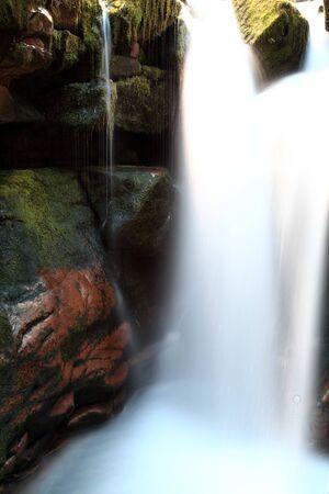 scotish: Ardessie falls in the beautiful scotish highlands