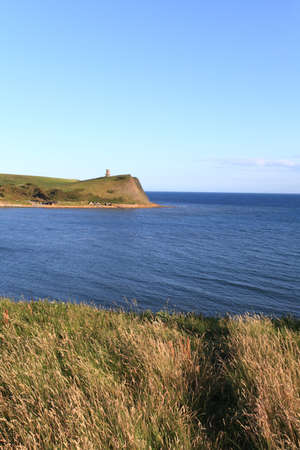 Kimmridge Bay view photo