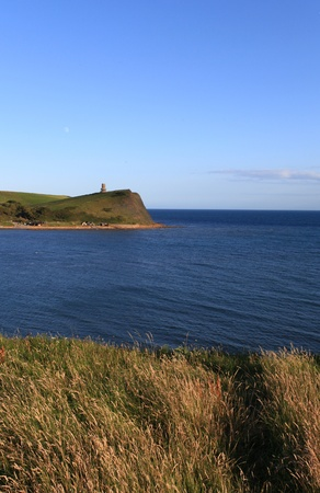 Kimmridge Bay landscape photo