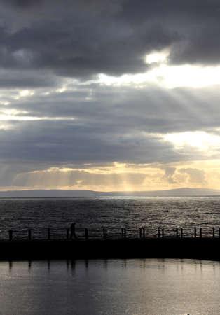 weston super mare: Devonshire Weston Super Mare seaside holiday destination Stock Photo