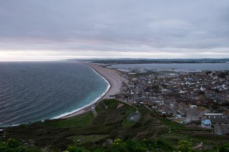 dorset: Chesil beach Dorset