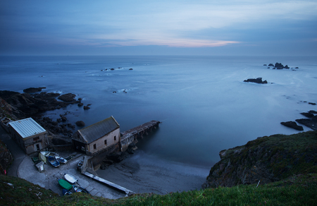 LIzard Point Lifeboat Station south Cornwall