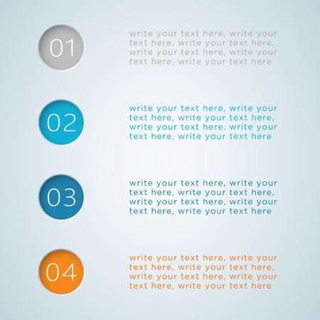 Numbered Steps 9 Illustration