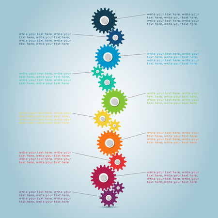 Infographic Cog Steps 2