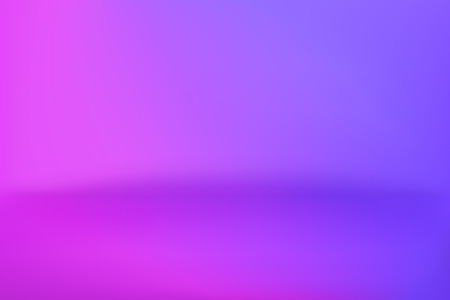 Background Studio Horizon Blue Purple Vector Фото со стока - 71296617