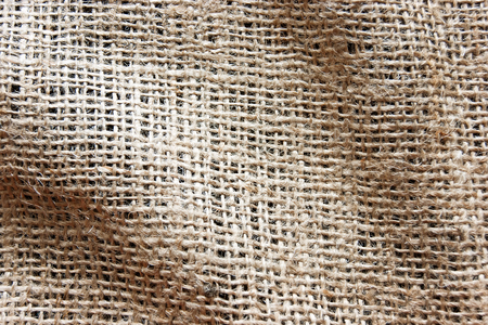 hessian: Background of burlap hessian sacking Stock Photo