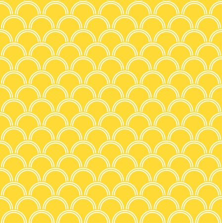 Seamless wave pattern Illustration