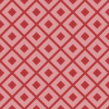 Rhombus pattern Ilustração