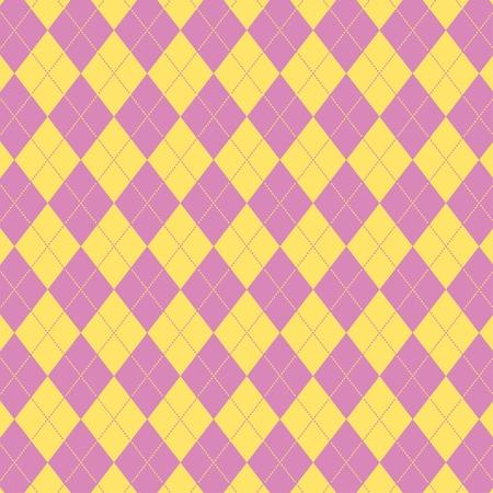 Spring Argyle Pattern 免版税图像 - 114708495
