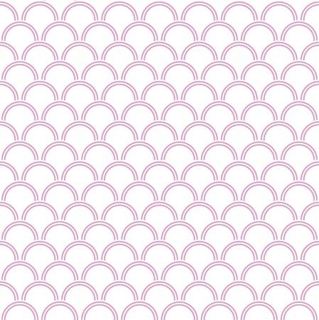 Seamless wave pattern 矢量图像