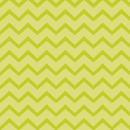Spring zigzag pattern Illustration