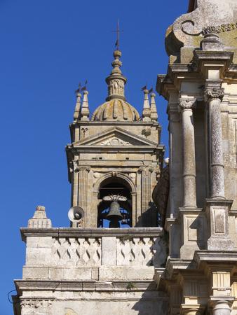 francesco: Caltagirone church of San Francesco dAssisi