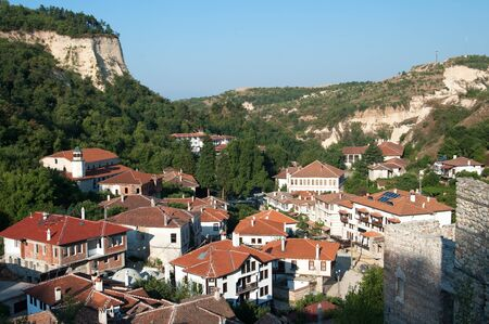 settlements: Melnik has historically been a centre of wine production in Southern Bulgaria