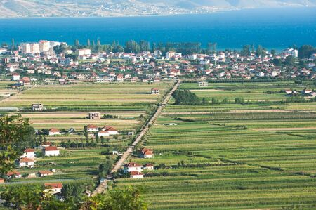 albania: Pogradec is a town in southeastern Albania situated on the shores of Ohrid lake