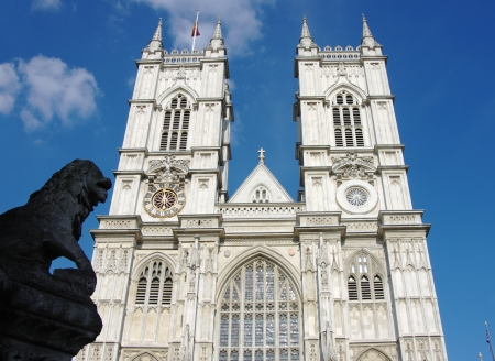 the Westminster Abbey or the Collegiate Church of St Peter at Westminster is a Gothic church in the City of Westminster, London  photo