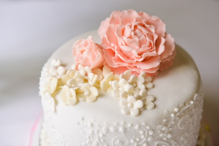 Wedding cake, cake for a wedding