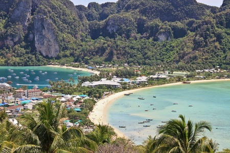 Phi-Phi Don, Thailand photo