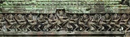 khmer: dancing apsara