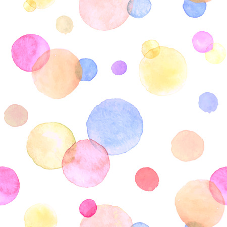 pastel backgrounds: Watercolor texture. Illustration