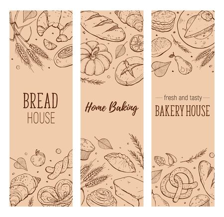 fresh bread poster