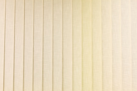 curtain vertical textile window blinds - jalousie in shades of light photo