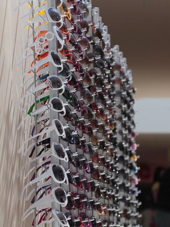 Eye glasses shop fashion eyeglasses Stock Photo - 8374752