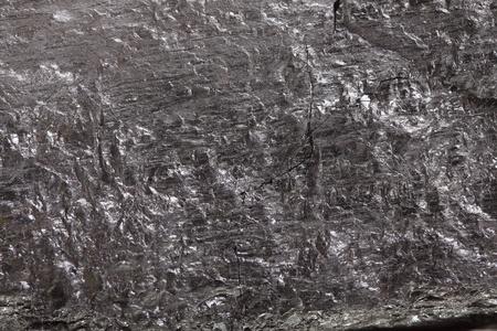 Piece coal closeup macro texture background