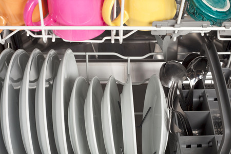 usefulness: dishwasher Stock Photo