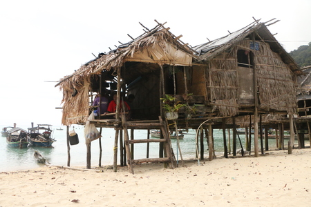 gitana: The Moken Sea Gypsy Village