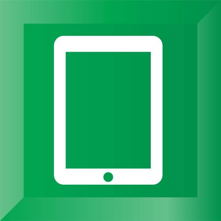 internet buttons: Phone Icon Green