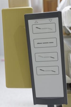 adjuster: Hospital bed adjuster