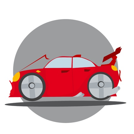 Illustrations and vector of sport car  Vector