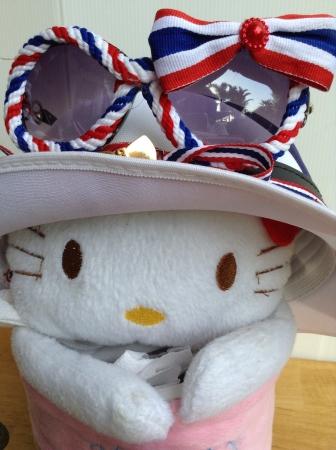doll: hello kitty doll