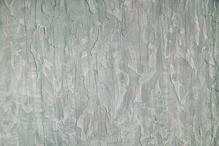 colore: Cracked concrete old vintage wall background, old wall, light green colore