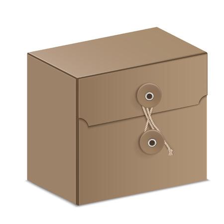 carton box: Carton box illustration