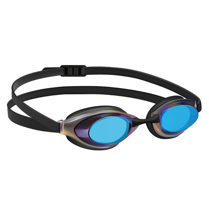 Swimming sport goggles. Vector illustration Ilustracja
