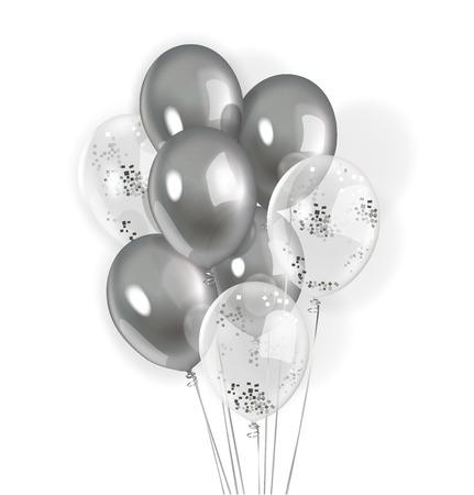 Balloons. Vector illustration