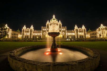 columbia: Parliament Victoria, British Columbia, Canada