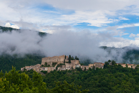 rieti: Sinibalda Rocca, Italy