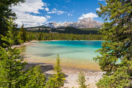 alberta: Edith Lake, Jasper National Park, Alberta, Canada