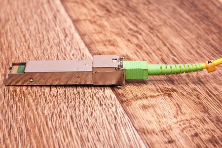 componentes: módulo SFP Gigabit óptico para conmutador de red