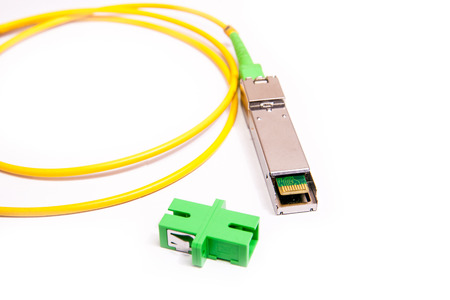 Optical gigabit SFP module for network