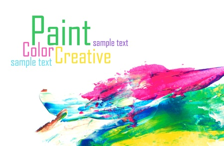 Color Paint Stock Photo - 15882902
