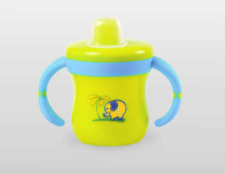baby cup Stock Photo - 16169432
