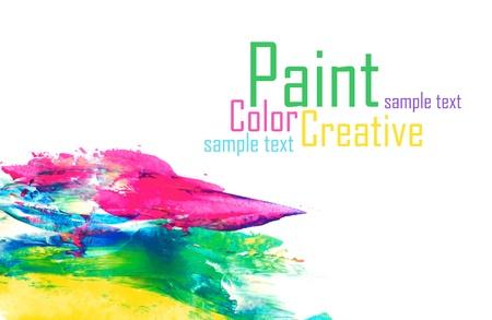 Color Paint Stock Photo - 17107029