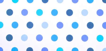 pattern pois: Seamless retro color caramella ispirato motivo a pois