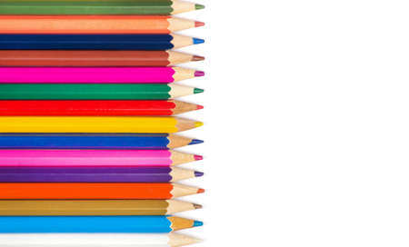 Colored pencils Stock Photo - 17235719