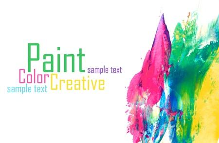 Color Paint Stock Photo - 17370068